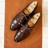 エドワードグリーンの茶靴をただ並べてみた