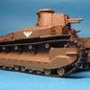 ファインモールド 1/35 八九式中戦車甲型アヒルさんチーム仕様