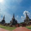 タイ4日目、世界遺産アユタヤ遺跡を自転車で巡り、翌日は日本へ【ネパール&タイ熱帯エリア旅行記⑥】