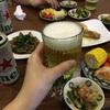 ベトナム感ゼロの野菜つまみで宅飲み