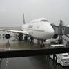 搭乗記 ルフトハンザ 関空⇒フランクフルト LH741 B744 ビジネスクラス