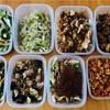 効率性と使い切りを重視した今週の常備菜