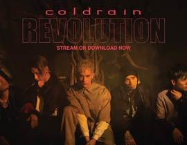 日本ラウドロックの雄 「coldrain」がでらかっこいい