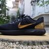 今度のランニングのお供は「黒いヤツ」Nike ルナグランド8LE