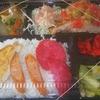 [21/04/20]「琉花」の「豚肉のプロバンス風トマトソース(日替わり弁当)」 400円 #LocalGuides