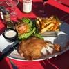 おいしすぎる鴨のコンフィとフランススイーツ