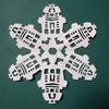 【切り絵アート】「雪の結晶R2D2」を作ってみた!垣間見るプロの業【スターウォーズ】
