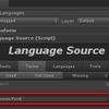 【Unity】I2 Localization - 言語ごとにフォントを変更する方法