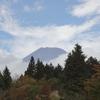 休日のこどもの国は、ハロウィンイベント中。富士山の初冠雪はまだかな?