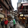 2013年スイス旅行⑩ ツェルマットに到着!