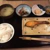 家庭的な定食が夜でも食べられる天満橋の「ぽんぽこ食堂」