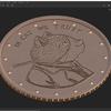 Substance Painterを使って1セント銅貨を描こう!(その3)
