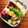【お弁当】ぶりの照り焼き弁当と彩り鮭弁当(幼稚園弁当)