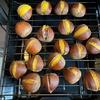 画期的な新品種「ぽろたん」で作る栗ご飯