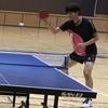 三重県 卓球、東海卓球選手権予選前の国府クラブ