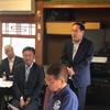 県内各地訪問、満州と朝鮮半島