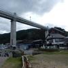 余部鉄橋とその付近③:兵庫県美方郡