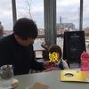 【1歳の娘と】子連れ快適 Haarlemにある屋上カフェ de Dakkas