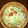 簡単朝食じかん、酢玉ねぎ、キャベツサラダ【小さな幸せのひととき】#02