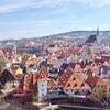 世界一周74日目  チェコ(26)  〜世界一美しい街「チェスキー・クルムロフ」