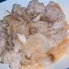豚肉のスウィートケチャップ炒め ヘルシオホットクックで自炊(90)