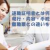 退職証明書とは何?【発行・内容・手続き・離職票との違いを解説】
