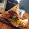 「dining BUS STOP」加西市でちょっと一息におすすめ。ハンバーガーやフレンチトーストが美味しいカフェ。