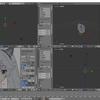 Blender標準テクニック[ローポリキャラクター制作で学ぶ3DCG]を試す その1