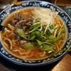 金沢市三馬町にあるラーメン専門支那そば屋で、炭火焼鶏麺醤油と炭火もも焼き半身