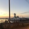 【穴釣り】苫小牧西港漁港区 良型クロソイ(`・ω・´)