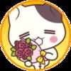 ニコモ卒業式の花束贈呈ペア検証