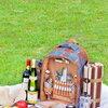 これ全部付くの?!ロアミトスのリュックがピクニックに最適すぎた!女子受け間違いなし◎【loamythos】