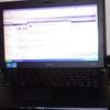 Windows XP SP3をVAIO-Xにインストール