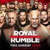 WWE ROYAL RUMBLE 2017 JANUARY 29, 2017 WWEの魅力はやはり圧倒的なスケール感にあり!5万2千人の観衆を集めた「ロイヤルランブル2017」は最高の雰囲気でした!