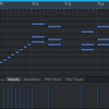MIDI検定1級演習 2011年課題曲 (7) キーボードとグリッサンド