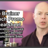 No Brainer Launch Promo Cheatsheet review demo - No Brainer Launch Promo Cheatsheet FREE bonus