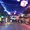【カンボジア】【シェムリアップ】ロールアイスクリーム【くるくるアイス】【ナイトマーケット】