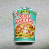 【カップヌードル】 香辣海鮮味ビッグは香港のカップヌードル!