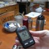 幸運な病のレシピ( 331 )朝:後片付け&早朝血糖値が92mg/dlになっている。
