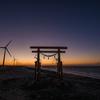 【天体撮影記 第45夜+初日の出】 静岡県 南遠大砂丘からの星景と初日の出
