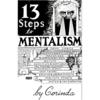 メンタリストの古典的バイブル!13 steps to mentalismを紹介!
