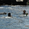 7月のBBQと山女魚。
