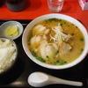 くりと昼ごはんにラーメン食べて来ました。