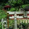 SUZUKI乗りは行かざるえない、名道にひっそりとある「鈴木稲荷神社」2017阿蘇ツーリングpart5