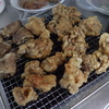幸運な病のレシピ( 1188 )朝:鳥カツ、サバ肉巻き唐揚げ、ニラ饅頭、鱒甘塩、カボチャ、味噌汁