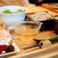 【函館市】おだしが香る、チーズケーキのあるお蕎麦屋さん/そばと酒 柏木町三貞