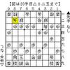 【将棋Flash】LV9になかなか勝てないなら▲4六銀(左銀)戦法がオススメ、6割くらい斜め棒銀が決まる