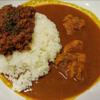 【浜松駅から徒歩2分】カリーショップ「カルダモン」のカレーを友達と一緒に食べてみた