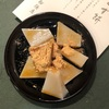 船橋屋『くず餅』。東京スーツの代表、くず餅の元祖で刹那の口福を堪能。