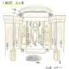 【奈良】十輪院 石仏龕 - 釈迦・地蔵・弥勒(過去・現在・未来)が並ぶ神秘的な空間
